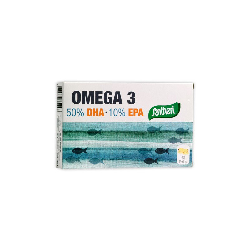 DHA+EPA PERLAS BLISTER 40
