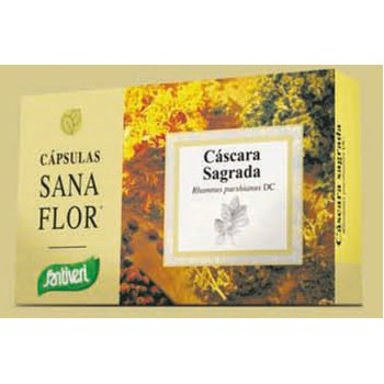 PLANTAS FIT CAPS.CASCARA SAGRA