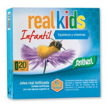 REALKIDS INFANTIL 20 VIALES