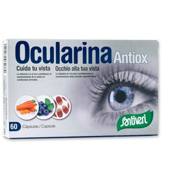 OCULARINA ANTIOX CAPSULAS
