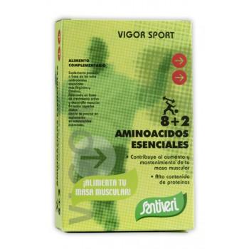 V-SPORT 8+2 AMINOACIDOS CAPSUL