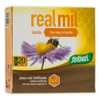 REALMIL LIQUIDA 20 VIALES
