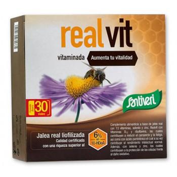 REALVIT VITAMINADA 30 VIALES