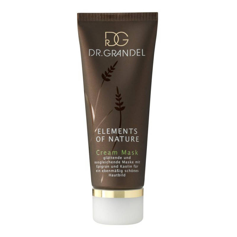 G-ELEM.NATURE CREAM MASK