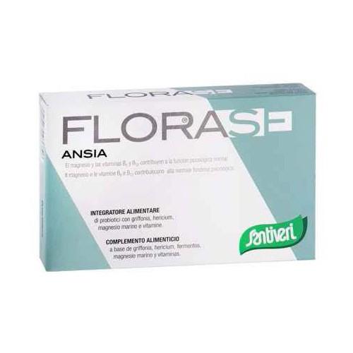 FLORASE ANSIA CAPSULAS